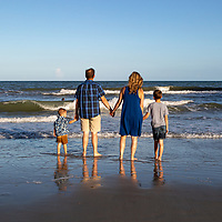 Pace Family, North Myrtle Beach, SC