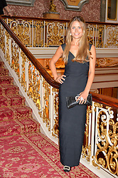 IRENE FORTE at the Dream Ball in aid of The Princes's Trust and Big Chance held at Lancaster House, St.James's, London on 7th July 2016.