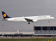 Lufthansa CityLine Embraer ERJ-195
