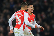 Arsenal v Hull City 040115