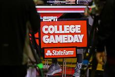 01/27/18 ESPN College Gameday @ WVU Coliseum