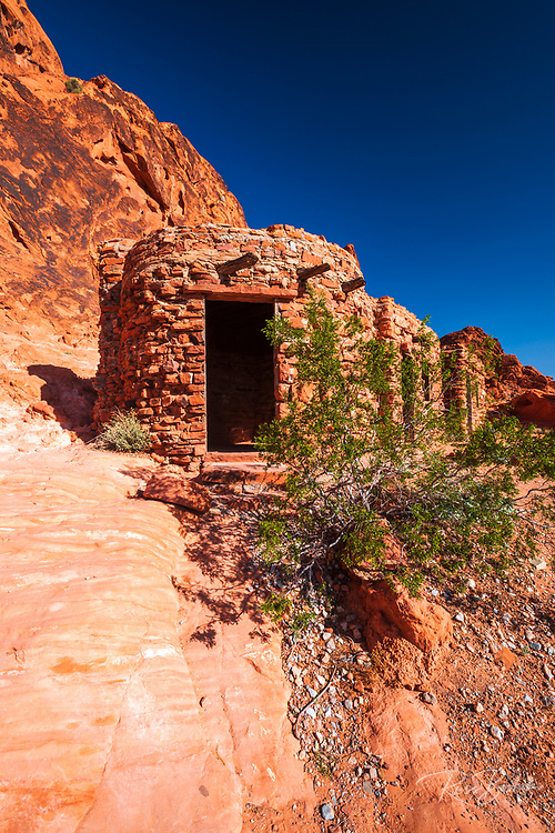 The Cabins, Valley of Fire State Park, Nevada USA