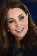 Duchess of Cambridge in Feltham 10 Jan 2018