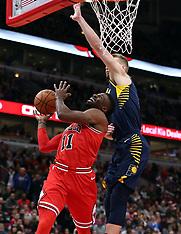Chicago Bulls v Indiana Pacers - 29 December 2017