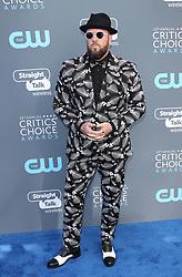 23rd Annual Critics' Choice Awards - Arrivals. 11 Jan 2018 Pictured: Chris Sullivan. Photo credit: Jaxon / MEGA TheMegaAgency.com +1 888 505 6342