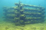 Fish Cribs, Underwater