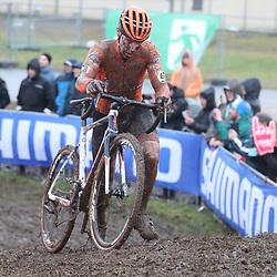 02-02-2020: Wielrennen: WK Veldrijden: Dubendorf <br />Stan Godrie