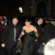 ITA/Rome/20061117 - Huwelijk Tom Cruise en Katie Holmes, familie van Tom arriveert bij het hotel