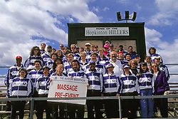 Pre-Race Boston Marathon 1994 Group Photo