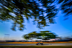 March 15, 2019 - Sebring, UNITED STATES OF AMERICA - 47 PRECISION PERFORMANCE MOTORSPORTS (USA) LAMBORGHINI HURACAN GT3 GTD BRENDON GDOVIC (USA) DON YOUNT  (Credit Image: © Panoramic via ZUMA Press)