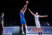 DESCRIZIONE : Lille Eurobasket 2015 Ottavi di Finale Eight Finals Israele Italia Israel Italy<br /> GIOCATORE : Danilo Gallinari<br /> CATEGORIA : tiro three points controcampo<br /> SQUADRA : Italia Italy<br /> EVENTO : Eurobasket 2015 <br /> GARA : Israele Italia Israel Italy<br /> DATA : 13/09/2015 <br /> SPORT : Pallacanestro <br /> AUTORE : Agenzia Ciamillo-Castoria/Max.Ceretti<br /> Galleria : Eurobasket 2015 <br /> Fotonotizia : Lille Eurobasket 2015 Ottavi di Finale Eight Finals Israele Italia Israel Italy
