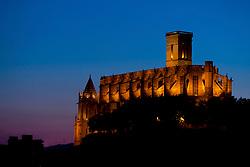 Basilica de Santa Maria de la Seu, Manresa, Catalonia, Spain