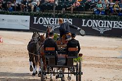 Geerts Glenn, BEL, Birckhouse Billie, Dash, De Solist, Scampolo 49<br /> World Equestrian Games - Tryon 2018<br /> © Hippo Foto - Dirk Caremans<br /> 23/09/2018