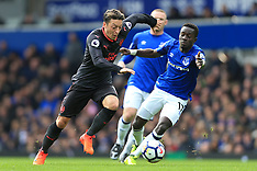 Everton v Arsenal - 22 OCt 2017