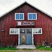 Allmoge snickerier i Leksand.<br /> PHOTO © Bernt Lindgren