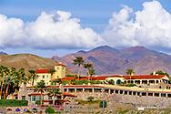 Furnace Creek Inn in Death Valley National Park in California