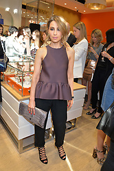 RACHEL STEVENS at the launch the Folli Follie Flagship store at 493 Oxford Street, London on 28th May 2015.
