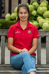 Buyle Tazanna, BEL <br /> Team Belgium Horseball Female Elite 2019<br /> © Hippo Foto - Dirk Caremans<br /> 06/08/2019