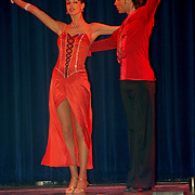NLD/Hilversum/20051118 - Studio 21 Novomundo, Dancing with the Stars, Irene van Laar en Marcus van Teijlingen