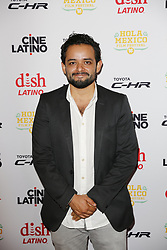 LOS ANGELES, CA - JUNE 7 Noe Santillan attends the 9th Annual Hola Mexico Film Festival Opening Night at the Regal LA LIVE in downtown Los Angeles, on June 7, 2017 in Los Angeles, California. Byline, credit, TV usage, web usage or linkback must read SILVEXPHOTO.COM. Failure to byline correctly will incur double the agreed fee. Tel: +1 714 504 6870.