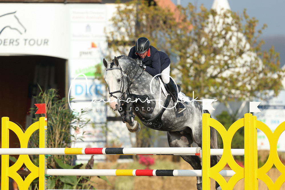 Whitaker, John<br /> Youngster Tour<br /> Hagen - Horses and Dreams 2015<br /> 24/04/15