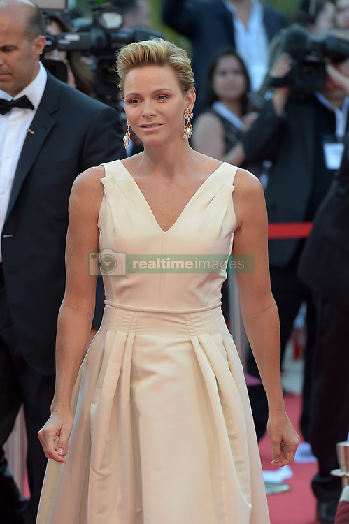 Red Carpet for the closing ceremony of 58th Monte-Carlo International Television Festival. 19 Jun 2018 Pictured: Princhess Charlene of Monaco. Photo credit: maximon / MEGA TheMegaAgency.com +1 888 505 6342