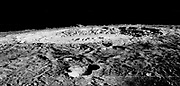 Copernicus is 93 km wide and is located within the Mare Imbrium Basin, northern nearside of the Moon.