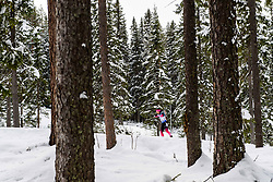 March 10, 2019 - –Stersund, Sweden - 190310 Sari Maeda of Japan during the Women's 10 km Pursuit during the IBU World Championships Biathlon on March 10, 2019 in Östersund..Photo: Petter Arvidson / BILDBYRÃ…N / kod PA / 92254 (Credit Image: © Petter Arvidson/Bildbyran via ZUMA Press)