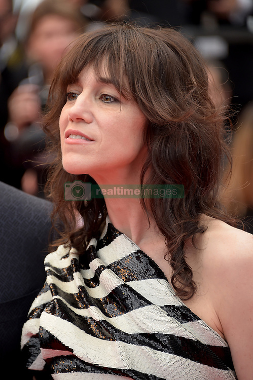 Charlotte Gainsbourg attending the opening ceremony and premiere of The Dead Don't Die, during the 72nd Cannes Film Festival.