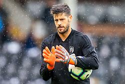 Fabricio of Fulham - Mandatory by-line: Robbie Stephenson/JMP - 26/08/2018 - FOOTBALL - Craven Cottage - Fulham, England - Fulham v Burnley - Premier League