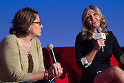 Laura, Kennedy, and Deborah Snyder, Producer and Co-President, Cruel and Unusual Films