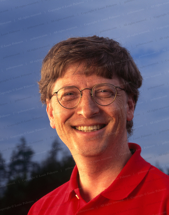 Co-founder of Microsoft and the world's richest man.