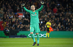 November 29, 2017 - Barcelona, Catalonia, Spain - Jasper Cillessen during the Copa del Rey match between FC Barcelona v Real Murcia CF,i n Barcelona, on November 29, 2017. (Credit Image: © Joan Valls/NurPhoto via ZUMA Press)