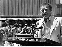 1978 James Caan's Walk of Fame ceremony