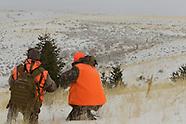 Montana winter elk hunt