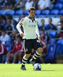 Ross McCormack of Fulham - Mandatory by-line: Paul Knight/JMP - Mobile: 07966 386802 - 08/08/2015 -  FOOTBALL - Cardiff City Stadium - Cardiff, Wales -  Cardiff City v Fulham - Sky Bet Championship