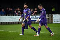 Ben Hinchliffe. Colne FC 0-2 Stockport County FC. Pre-season friendly. 5.9.20
