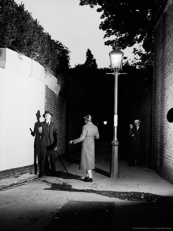 Gas Light and Coke, London, 1934