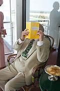 THE DUKE OF RICHMOND, Glorious Goodwood. Thursday.  Sussex. 3 August 2013