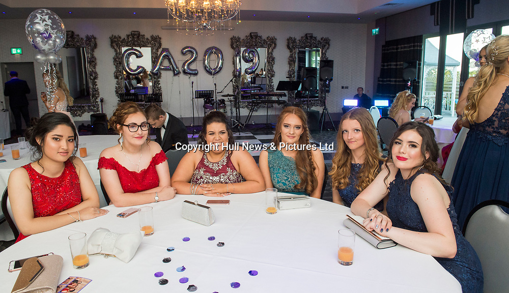 20 June 2019: Cleethorpes Academy Year 11 Prom at Brackenborough Hotel near Louth.<br /> Picture: Sean Spencer/Hull News & Pictures Ltd<br /> 01482 210267/07976 433960<br /> www.hullnews.co.uk         sean@hullnews.co.uk