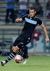 Football: Italy, Serie A, Lazio Rom, Salerno, 07.08.2012.Miroslav Klose.© pixathlon.ITA AND FRA OUT !