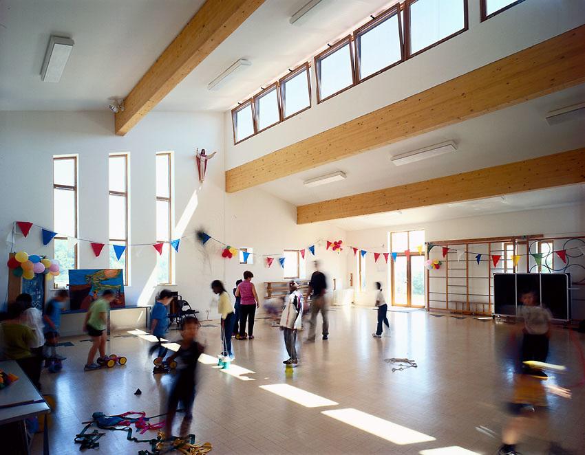 St Stephens School, PRP Architects