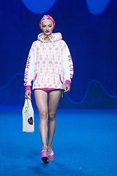 Agatha Ruiz de la Prada Modenschau während der Madrid Fashion Week / 160916<br /> <br /> ***Agatha Ruiz de la Prada fashion show as part of Madrid Fashion Week on september 16, 2016 in Madrid ***