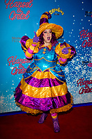 Jennie Dale at the CBeebies Christmas Show Hansel and Gretel, Cineworld Leicester Square, London. 24.11.19