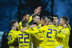 during football match between NŠ Mura and NK Maribor in 22nd Round of Prva liga Telekom Slovenije 2019/20, on February 26, 2020 in Fazanerija, Murska Sobota, Slovenia. Photo by Blaž Weindorfer / Sportida