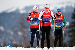 January 2, 2018 - Oberstdorf, GERMANY - 180102 Sjur RÂ¿the of Norway during a training session in Tour de Ski on January 2, 2018 in Oberstdorf..Photo: Jon Olav Nesvold / BILDBYRN / kod JE / 160116 (Credit Image: © Jon Olav Nesvold/Bildbyran via ZUMA Wire)