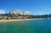 Marriott, Kalapaki Beach, Nawiliwili, Kauai, Hawaii<br />