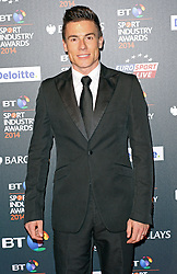 © Licensed to London News Pictures. 08/05/2014, UK. James Toseland, BT Sport Industry Awards 2014, Battersea Evolution, London UK, 08 May 2014. Photo credit : Brett D. Cove/Piqtured/LNP