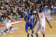 DESCRIZIONE : Roma Lega serie A 2013/14 Acea Virtus Roma Banco Di Sardegna Sassari<br /> GIOCATORE : Green Marques<br /> CATEGORIA : tiro tre  punti<br /> SQUADRA : Banco Di Sardegna Dinamo Sassari<br /> EVENTO : Campionato Lega Serie A 2013-2014<br /> GARA : Acea Virtus Roma Banco Di Sardegna Sassari<br /> DATA : 22/12/2013<br /> SPORT : Pallacanestro<br /> AUTORE : Agenzia Ciamillo-Castoria/ManoloGreco<br /> Galleria : Lega Seria A 2013-2014<br /> Fotonotizia : Roma Lega serie A 2013/14 Acea Virtus Roma Banco Di Sardegna Sassari<br /> Predefinita :