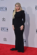 MEGHAN TRAINOR @ the 2015 American Music Awards held @ the Micorsoft theatre.<br /> ©Exclusivepix Media